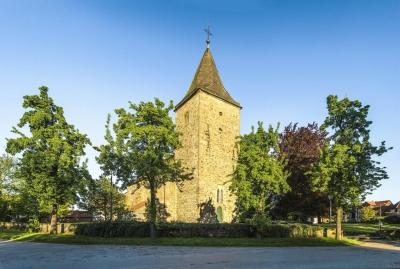 Gottesdienst in der ev.-luth. St. Cosmae et Damiani Kirche Exten