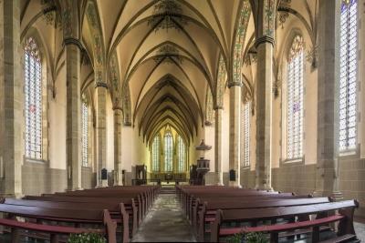 Gottesdienst in der ev.-ref. Kirche Möllenbeck