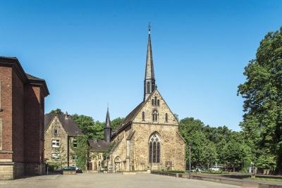 Gottesdienst in der Ev.-ref. Jakobi-Kirche Rinteln