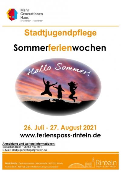 Sommerferienwochen