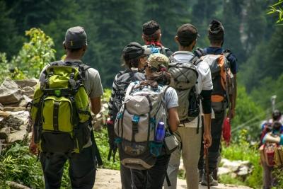 Wandern mit dem Kneipp-Verein