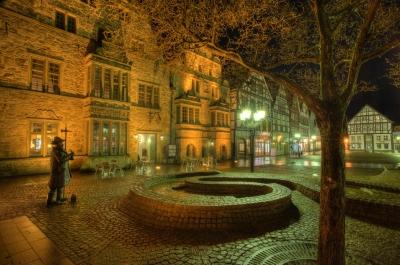 Nachtwächter-Rundgang durch Rintelns Altstadt