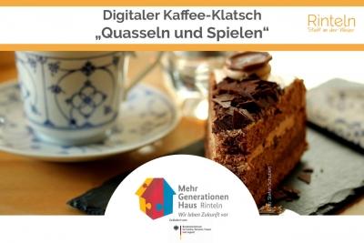 Digitaler Kaffee-Klatsch