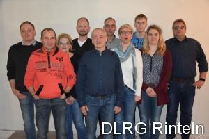 Vorstand der DLRG Rinteln